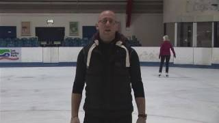 How To Start A Twizzle On Ice