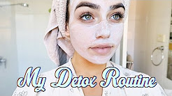 ✿ My Detox/Cleanse Routine ✿