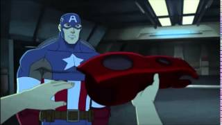 My favourite scenes in Avengers Assemble