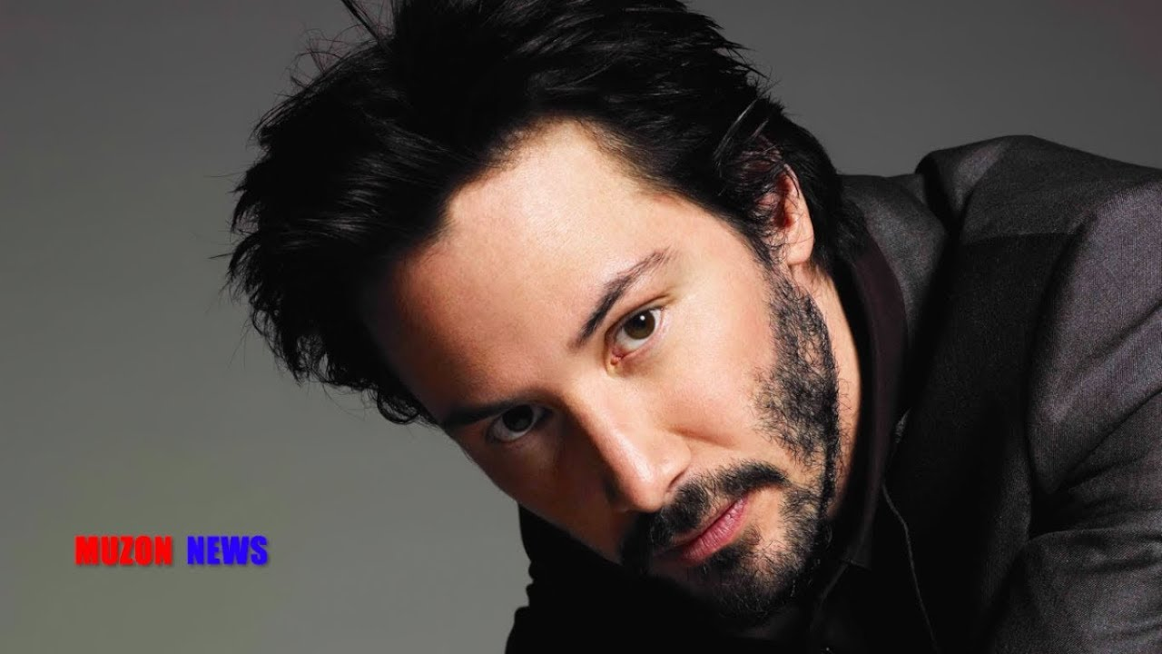 MUZON news. Киану Ривз. Keanu Reeves