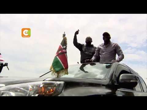 2022 politics dominated Echesa homecoming