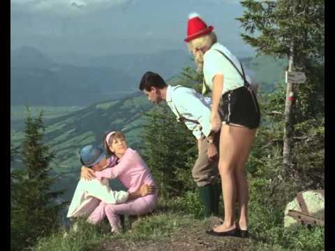 Ich kauf mir lieber einen Tirolerhut  Jetzt auf DVD!  mit Gus Backus, Billy Mo  Filmjuwelen