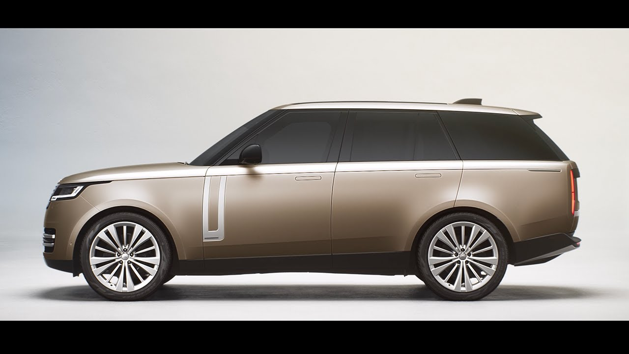 Download The New Range Rover - the Definition of Luxury Travel