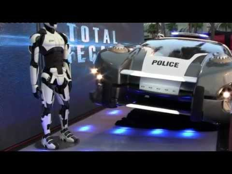 Total Recall (2012) car preview - YouTube