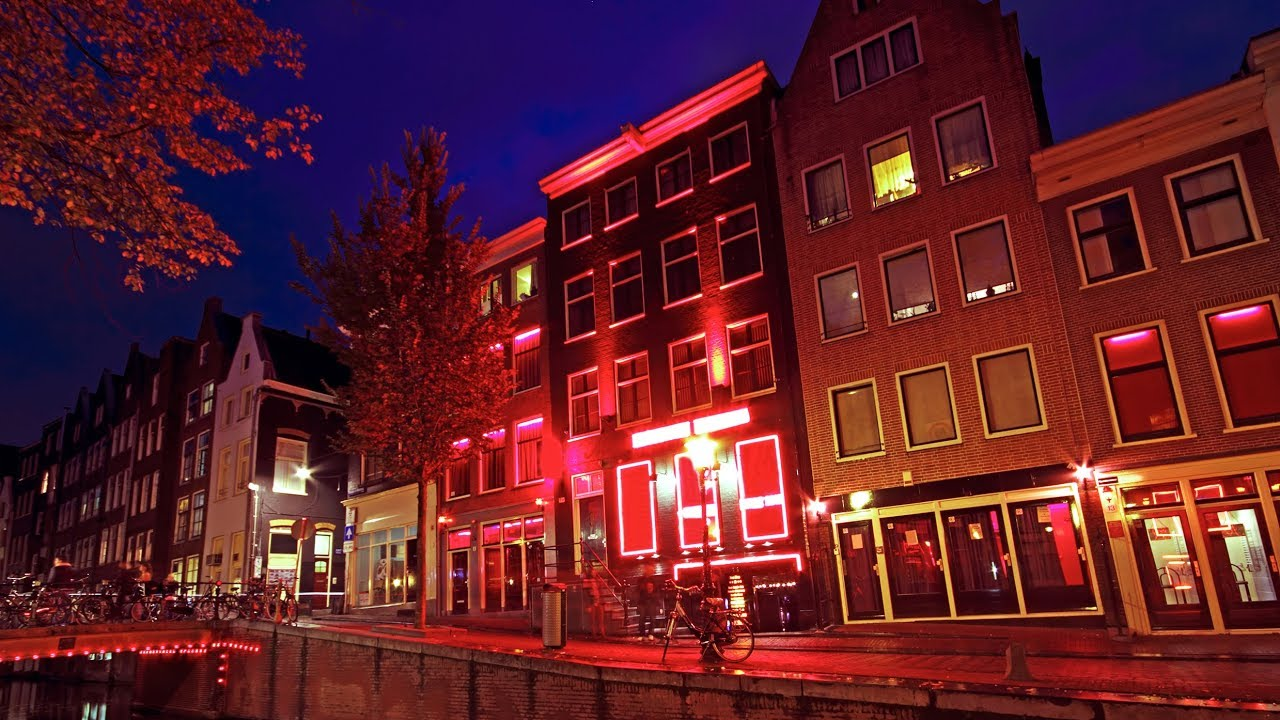 Red Street Eindhoven Amsterdam Red Light District Walking Tour - Youtube