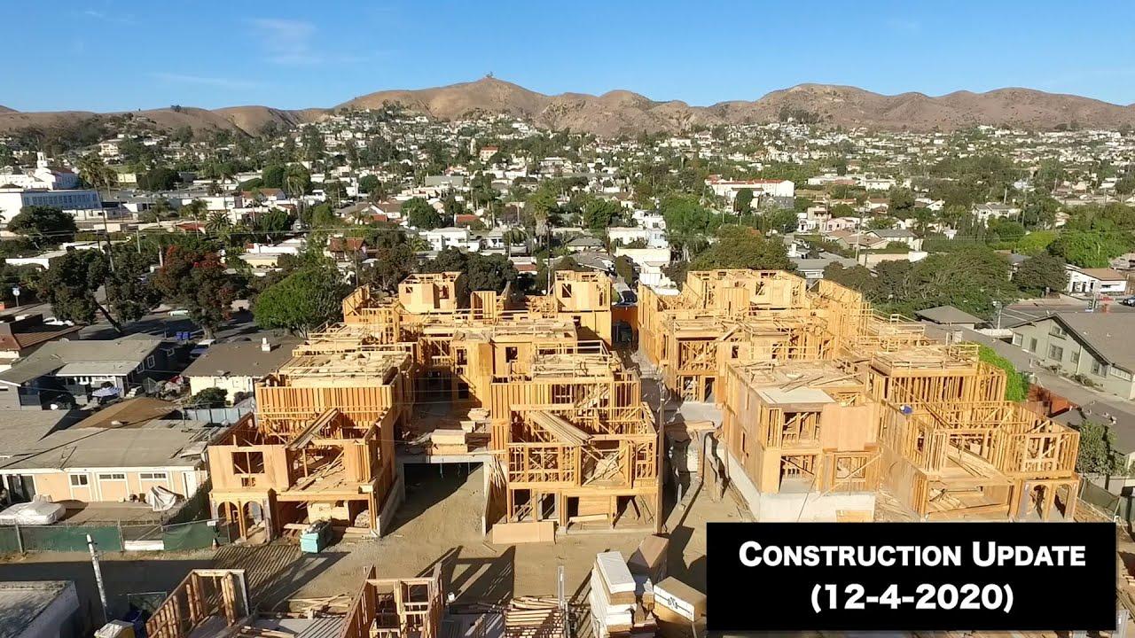 Construction Update (12-4-2020)