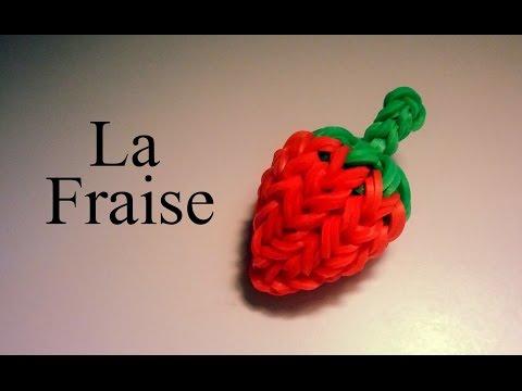 comment-faire-une-fraise-3d-avec-des-élastiques-sans-machine