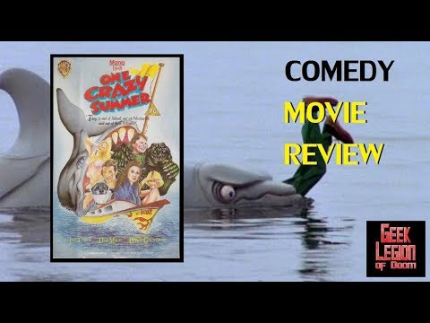 ONE CRAZY SUMMER ( 1986 John Cusack ) Comedy Movie Review