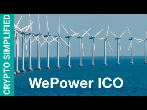 WePower ICO - The Renewable Energy Democratization Revolution That Changes the World?
