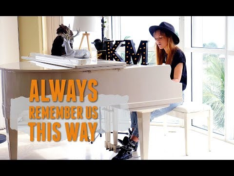 Always Remember Us This Way - Lady Gaga (A Star is Born)| Cover by Kate-Margret