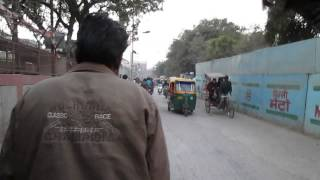 Old Delhi Bicycle Rickshaw