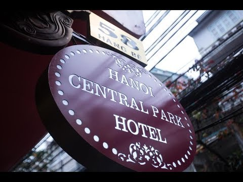 Hanoi Central Park Hotel - Hanoi Hotels, Vietnam