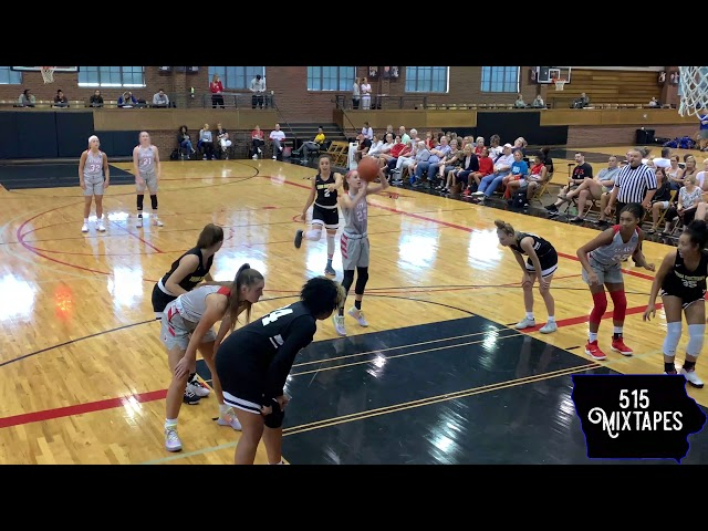 All Iowa Attack Nike EYBL Girls Team Has Some Major Snipers