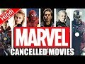 MARVEL Cancelled Movies [Explain In Hindi]