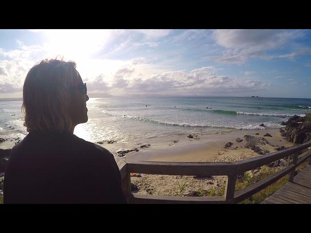 Aprender a surfear como un australiano