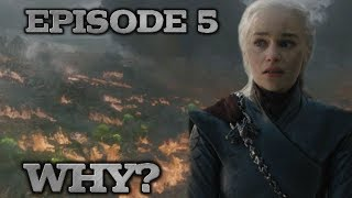Game of Thrones Season 8 Episode 5 The Bells Review and Breakdown Explained or not