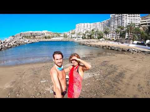 Una playa sólo para nosotros: AguaMarina, Puerto Rico