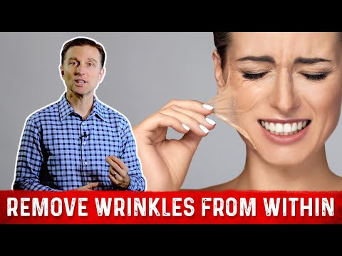 How to Remove Wrinkles Around the Mouth, Eyes and Nose in a  DIFFERENT Way