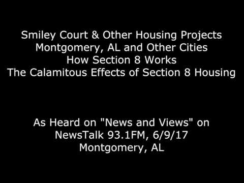 6/9/17: The Calamitous Effects of Section 8 Housing