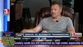 Manual transmissions could be the key to less distracted drivers on the roads