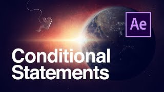 After Effects Expression Tutorial - Conditionals Statements, Ternary Operators