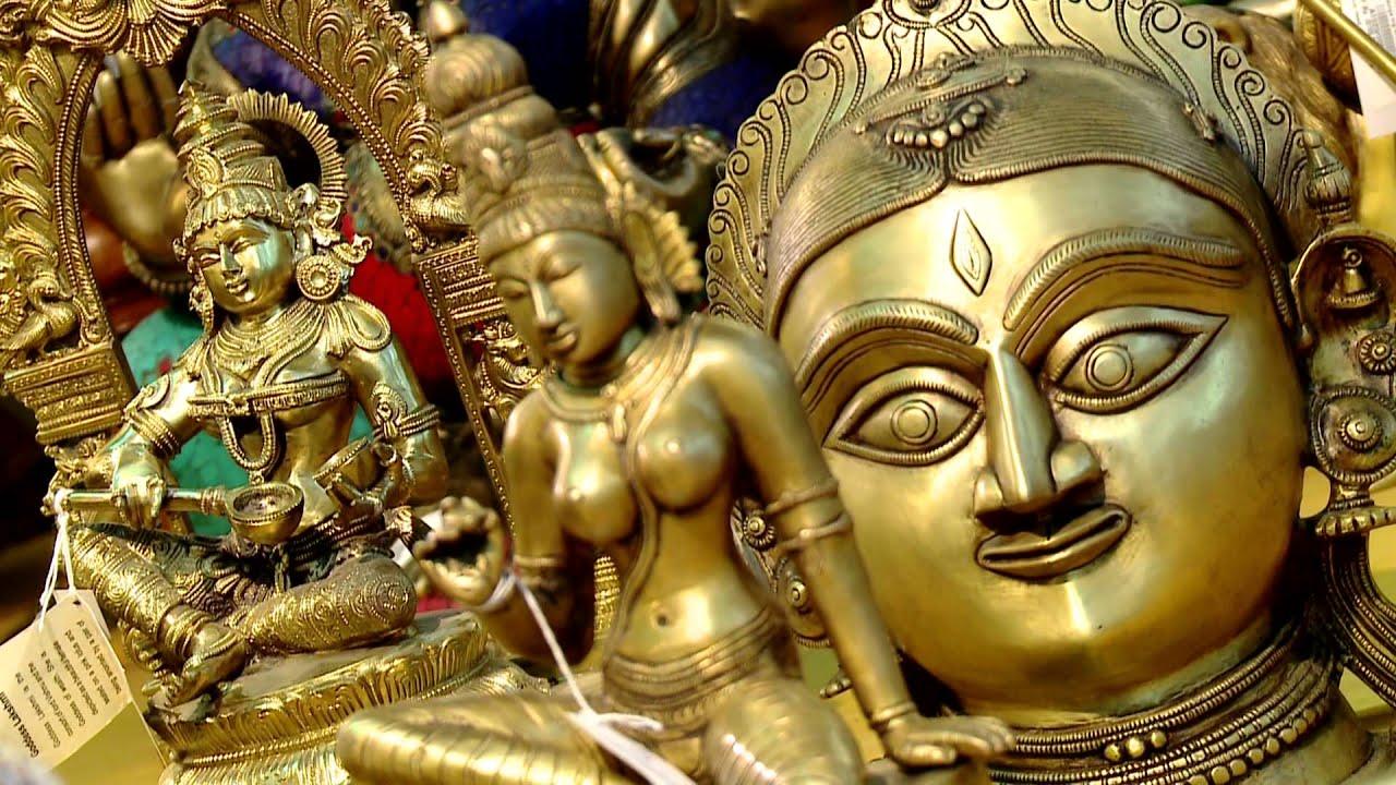 Download HANDICRAFTS OF INDIA - ART METAL WARE