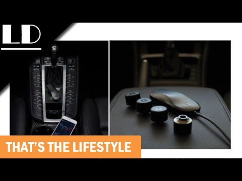 ZUS Smart Tire Safety Monitor from Nonda! Smart tires anyone?