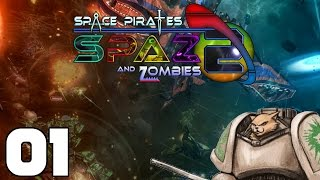 Space Pirates and Zombies 2 - High Score - #1 Let's Play SPAZ 2 / Gameplay