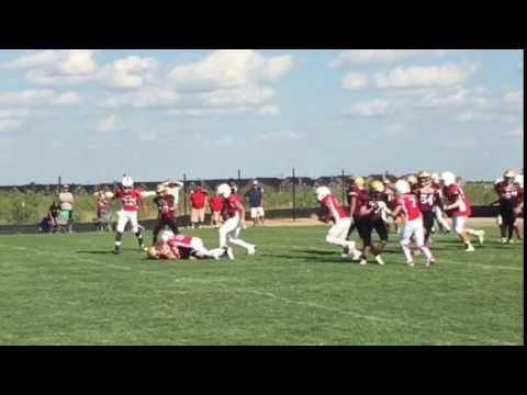 Quarterback Sack by Dameon Pierce #31