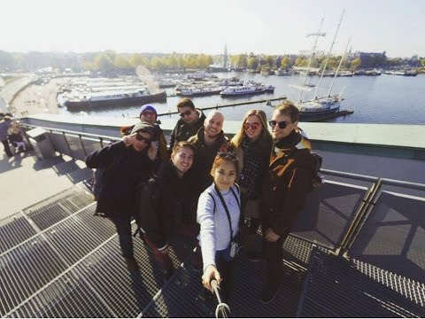 TRAVEL VLOG | NETHERLANDS | Amsterdam 2016