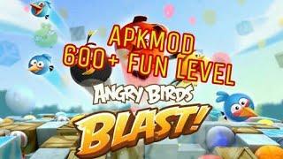New Game Angry Birds Blast Apk Mod