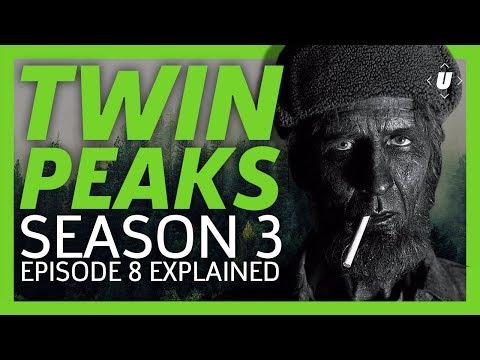 Twin Peaks Season 3 Episode 8 Breakdown - Gotta Light?