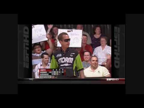2010 Pete Weber vs Mike Scroggins Part 1