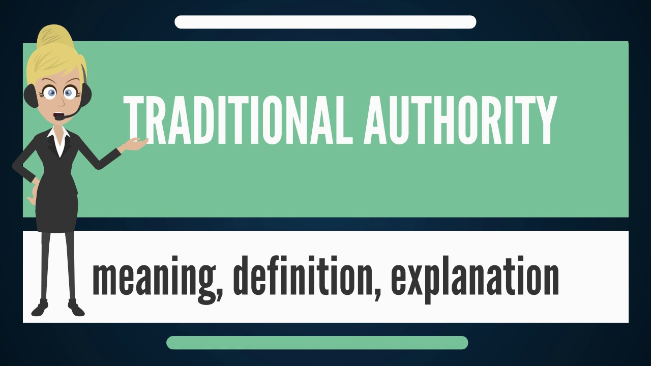 What is authority: definition, meaning 81