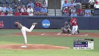 2018 NCAA Baseball Tournament Oxford Regional Final Ole Miss vs Tennessee Tech 6 4 2018