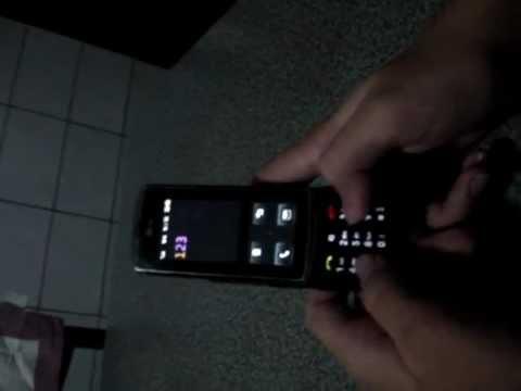 Tocando musica no celular