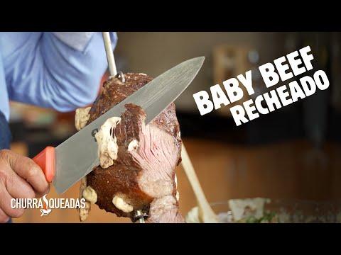 Baby Beef Recheado e Maionese Caseira I Churrasqueadas e Santa Massa