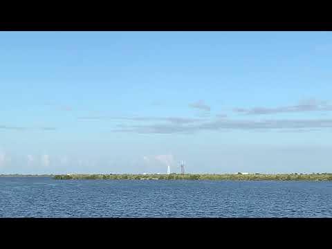 Falcon Heavy launch on 04/11/2019