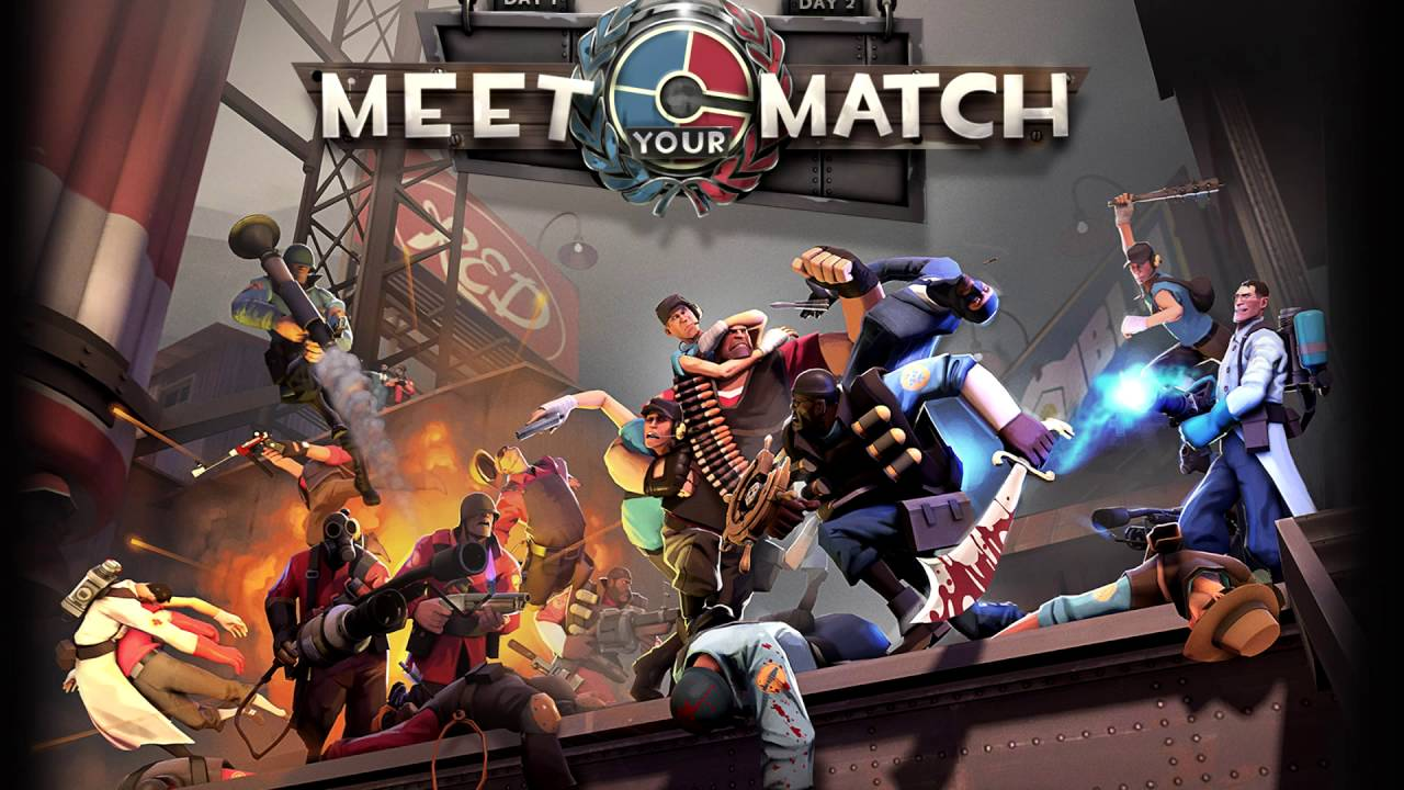 Team Fortress 2 Meet Your Match Lines And Quotes Youtube