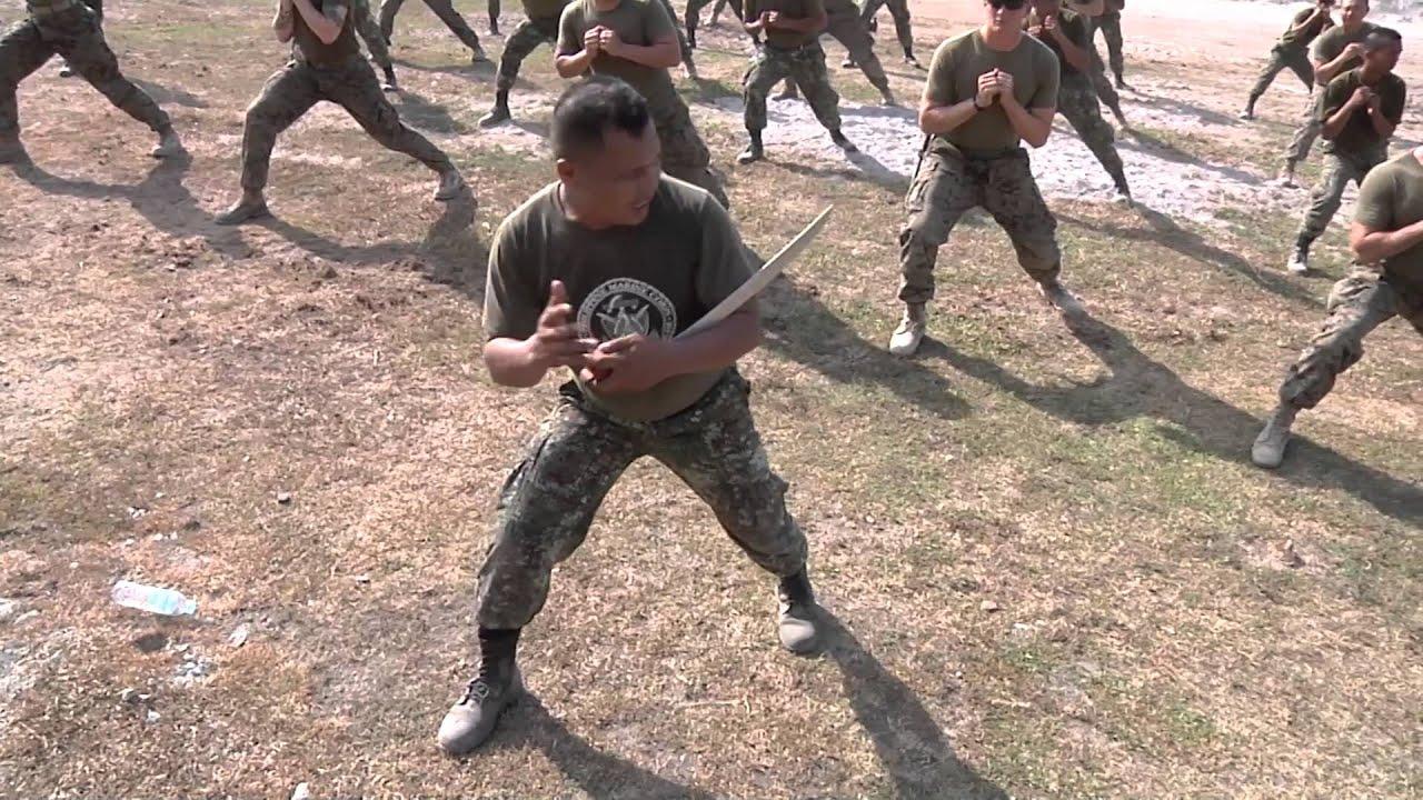 Militarymixedmartialarts Com Us And Philippine Marines