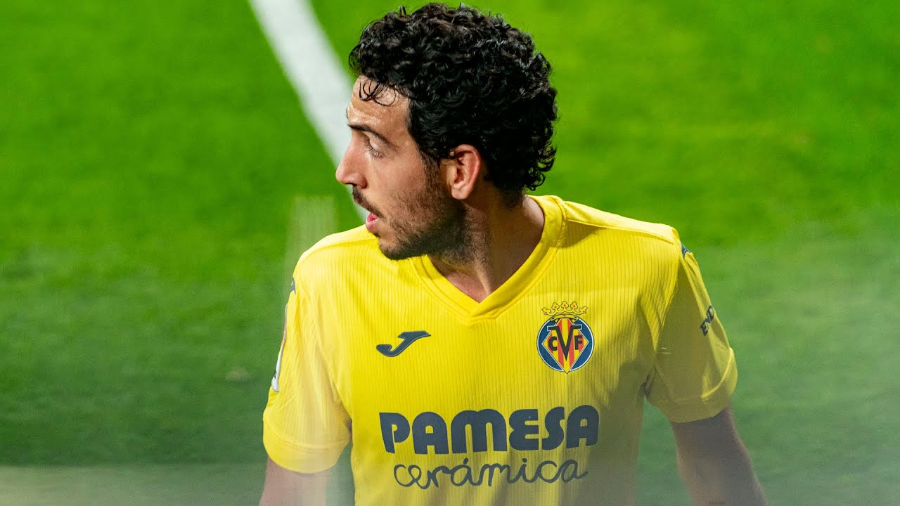 Dani Parejo Superstar