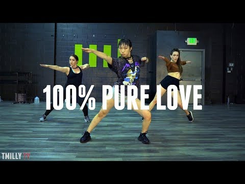 Crystal Waters - 100% Pure Love - Choreography by Camerona Lee - #TMillyTV