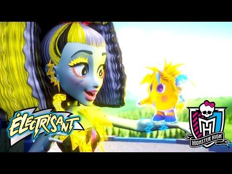 L'arrivée de Znap | Electrisant | Monster High streaming vf
