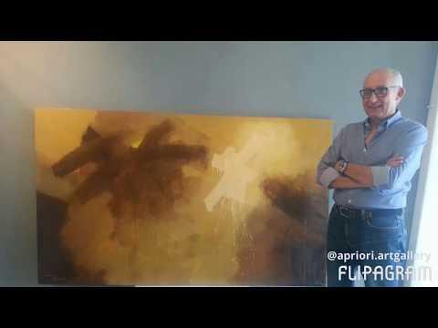 Artist Latin American in Art Gallery Apriori Panama