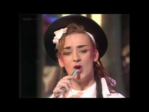 Culture Club - Time (Clock Of The Heart) TOTP 1982