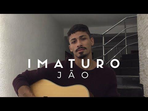 Imaturo - Jão (Cover - Pedro Mendes)