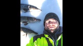 Зимняя рыбалка 2021 Последний лед