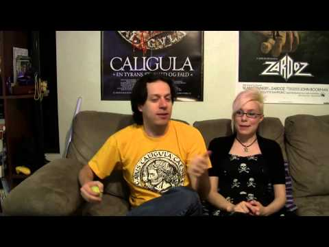 Vlog 5-20-13 - Spoony & April See Star Trek Into Darkness