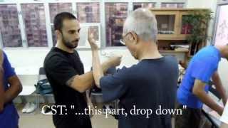 Wing Chun's Extraordinary Power Demonstrated by Chu Shong Tin