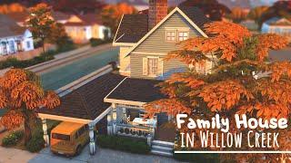 Sims 4 | Баргайн Бенд | BASE GAME | NO CC